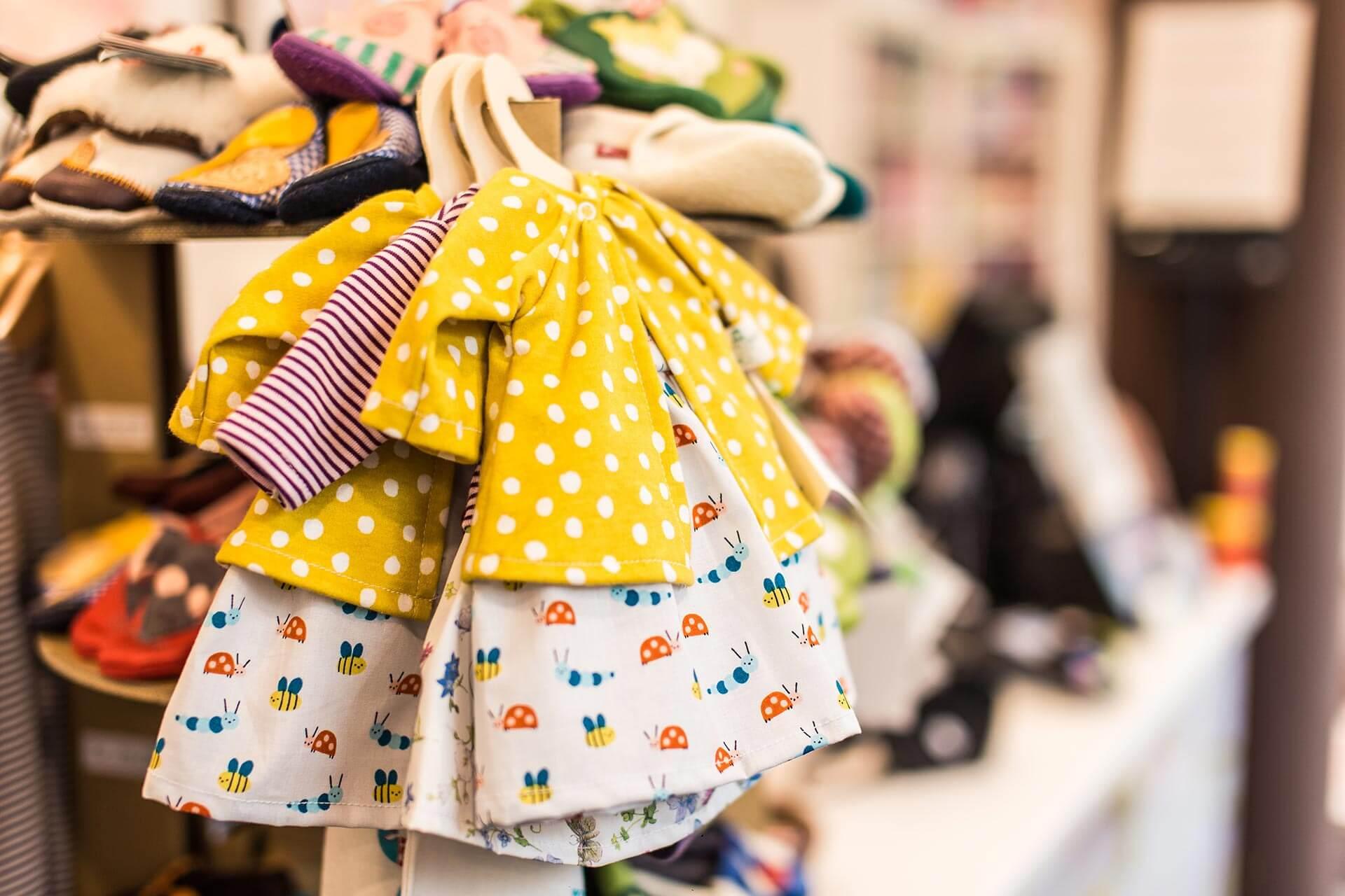 Συμβουλές για την σωστή επιλογή παιδικών ρούχων